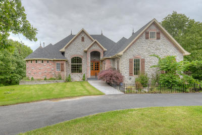 Newton County Single Family Home For Sale: 3073 Hickory Hill Way
