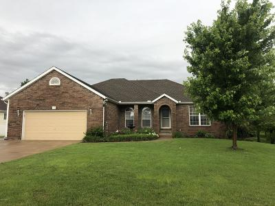 Jasper County Single Family Home For Sale: 138 Briarbrook Drive
