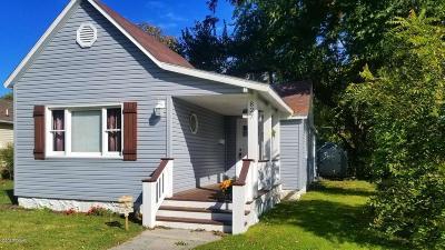 Jasper County Single Family Home For Sale: 827 S Picher Avenue