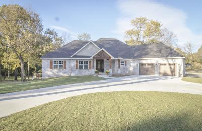 Jasper County Single Family Home For Sale: 401 Timber Hill Road