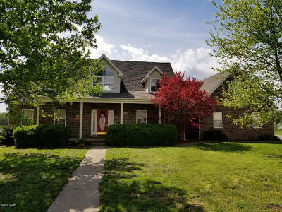 Jasper County Single Family Home Active With Contingencies: 706 Springhill