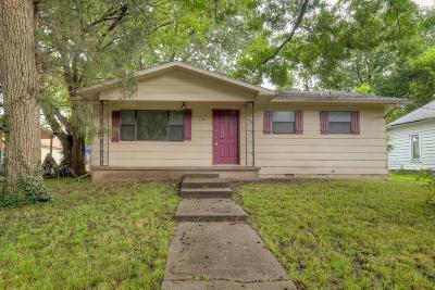 Jasper County Single Family Home For Sale: 106 N Oak Avenue