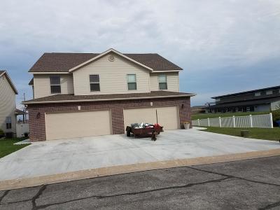 Jasper County Multi Family Home For Sale: 2605-2607 Adele