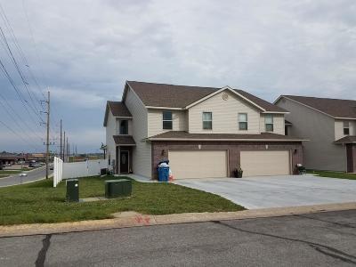 Jasper County Multi Family Home For Sale: 2601-2603 Adele