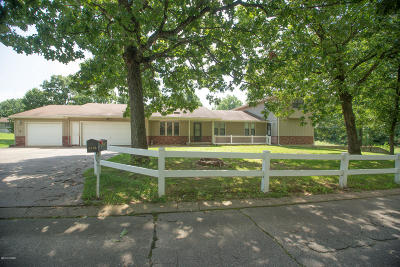 Newton County Single Family Home For Sale: 1735 Bambi Drive