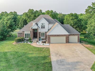 Newton County Single Family Home For Sale: 2840 Rock Creek Drive