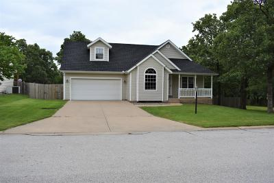 Jasper County Single Family Home For Sale: 1715 Marigold