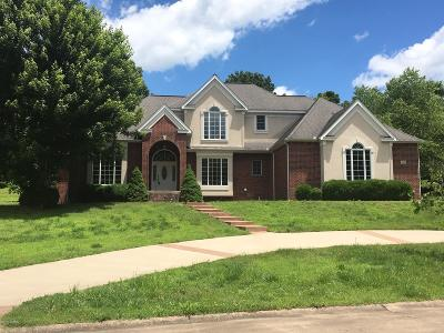 Single Family Home For Sale: 1225 Stoneledge Lane