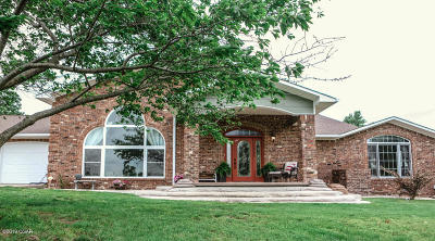 Neosho Single Family Home For Sale: 14764 Hereford Road