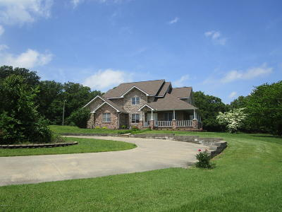 Jasper County Single Family Home For Sale: 10259 Gum Road