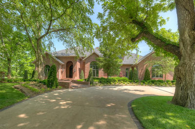 Jasper County Single Family Home For Sale: 16643 W Fairview