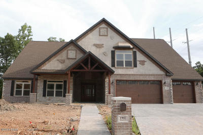 Newton County Single Family Home For Sale: 1902 Highlander Drive