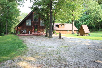 Newton County Single Family Home For Sale: 17473 Highway Hh