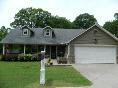 Newton County Single Family Home For Sale: 100 Fawn Trail