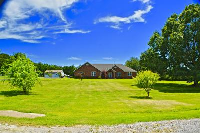 Jasper County Single Family Home For Sale: 9166 Justice Lane