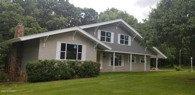 Newton County Single Family Home Active With Contingencies: 1755 Ridgewood Road