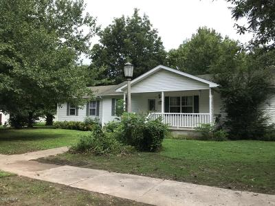 Newton County Single Family Home For Sale: 1007 Delaware