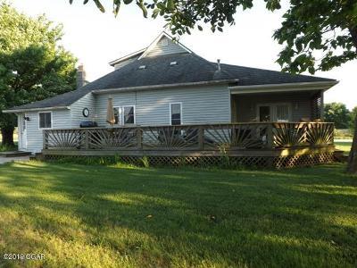 Newton County Single Family Home For Sale: 501 W Bass Street