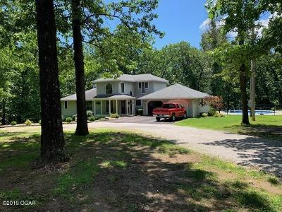 Newton County Single Family Home For Sale: 13457 Deer Path Circle