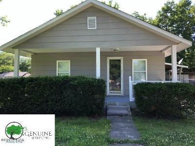 Jasper County Single Family Home For Sale: 1130 S Picher Avenue