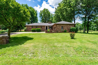 Jasper County Single Family Home For Sale: 421 Appleway Lane