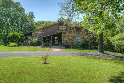Newton County Single Family Home For Sale: 110 Hillview Drive