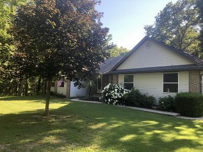 Newton County Single Family Home For Sale: 13592 Abilene