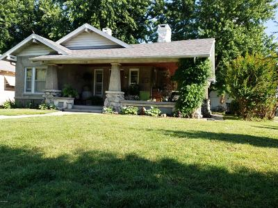 Jasper County Single Family Home For Sale: 1330 W Austin Street
