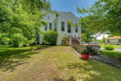 Jasper County Single Family Home For Sale: 1521 Roosevelt Avenue
