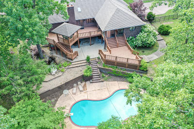 Newton County Single Family Home Active With Contingencies: 4205 S McClelland Boulevard