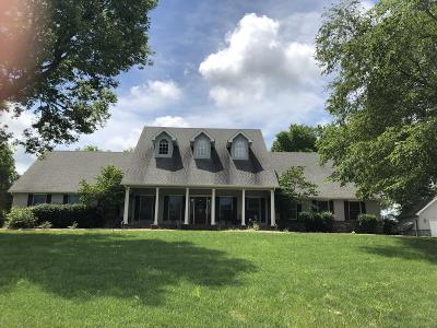 Jasper County Single Family Home For Sale: 13800 Engler Lane