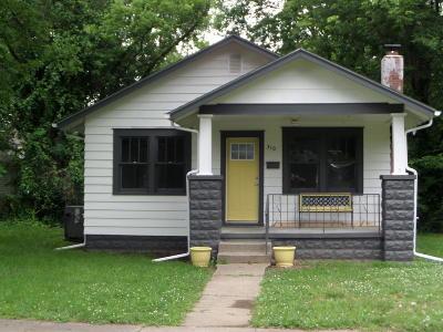 Jasper County Single Family Home For Sale: 310 N Pearl