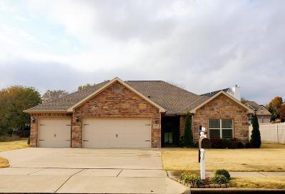 Jasper County Single Family Home For Sale: 3006 Katie Lane