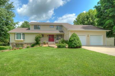 Neosho Single Family Home For Sale: 814 Macy Drive