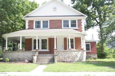 Neosho Single Family Home For Sale: 509 Hamilton Street