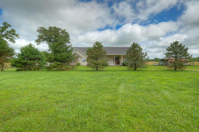 Neosho Single Family Home For Sale: 10886 Kentucky Road