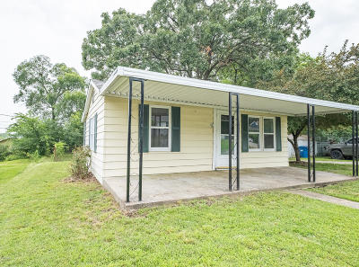 Jasper County Single Family Home For Sale: 2442 Odessa Street