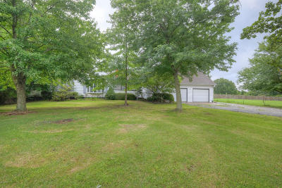 Newton County Single Family Home For Sale: 2495 Jaguar