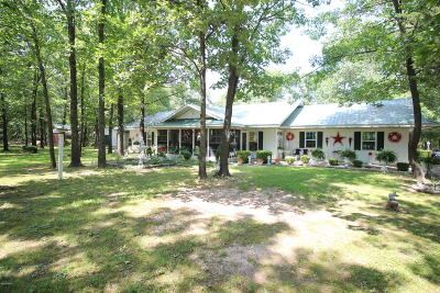 Newton County Single Family Home For Sale: 6268 Jackie Lane