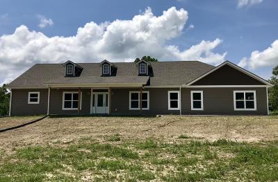 McDonald County Single Family Home Active With Contingencies: 999 State Highway Route Cc