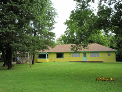 Jasper County Single Family Home For Sale: 17737 Gum Road