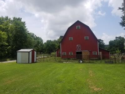 Newton County Farm & Ranch For Sale: 389 Lentz Street