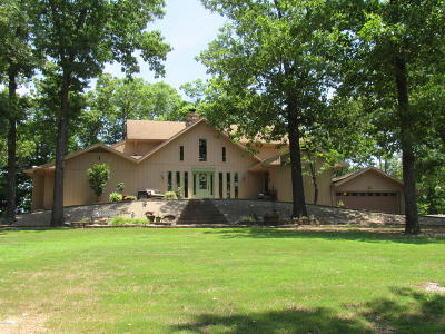 McDonald County Single Family Home Active With Contingencies: 611 Sunrise Hill Road