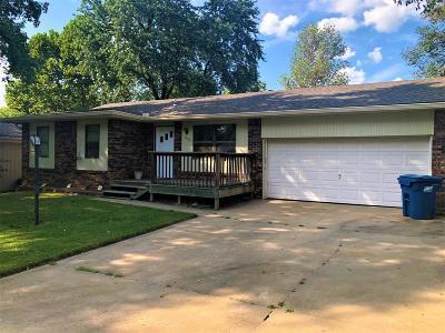 Jasper County Single Family Home For Sale: 1009 Ash
