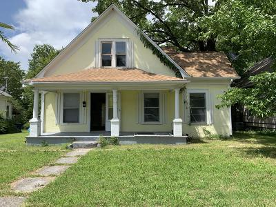 Jasper County Single Family Home For Sale: 2911 E 9th Street