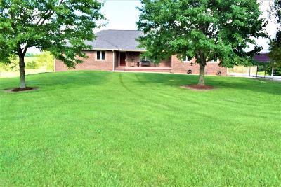 Barry County, Barton County, Dade County, Greene County, Jasper County, Lawrence County, McDonald County, Newton County, Stone County Single Family Home For Sale: 2172 Farm Road 1120