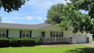 Jasper County Single Family Home For Sale: 7773 County Lane 168
