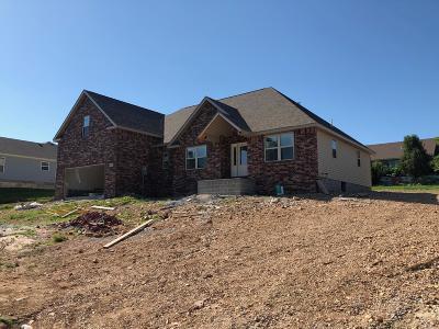 Jasper County Single Family Home For Sale: 2520 N Kingsdale
