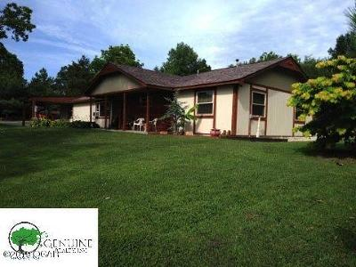 Barry County, Barton County, Dade County, Greene County, Jasper County, Lawrence County, McDonald County, Newton County, Stone County Single Family Home For Sale: 16827 W State Hwy 90
