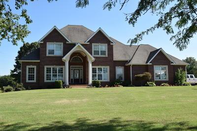Jasper County Single Family Home For Sale: 17551 Apple Road